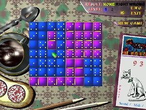 Экран игры Домино Дилемма