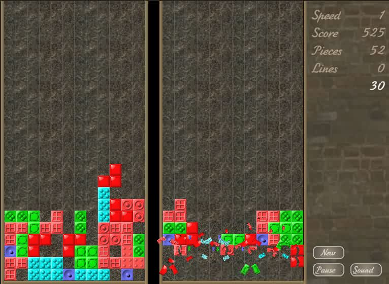 Click to view Tet-a-Tetris screenshots